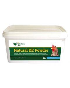 Natural DE Powder 1kg